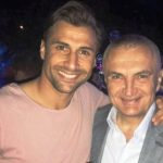 Lorik Cana dhe Ilir Meta