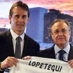 julen Lopetegui dhe Florentino Perez