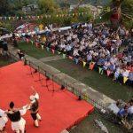 Festivali Folklorik ne Lunxheri