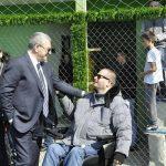 Anton Shkoza me presidentin e FSHF