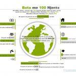 Bota me 100 njerez