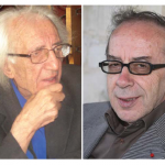 Dritero Agolli dhe Ismail Kadare