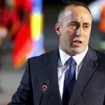 Haradinaj i prerë kundër Thaçit Kufijtë e Kosovës lëvizin vetëm me luftë