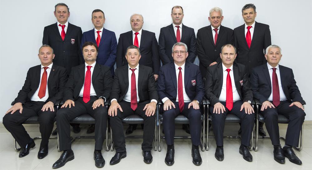 Komiteti i ri i ekzekutiv i FSHF