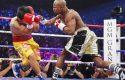 Floyd Mayweather fton Manny Pacquiaon për revansh