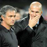 Mourinho dhe Zidane