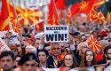 Protesta para Kuvendit, 'Zaev të dorëhiqet'