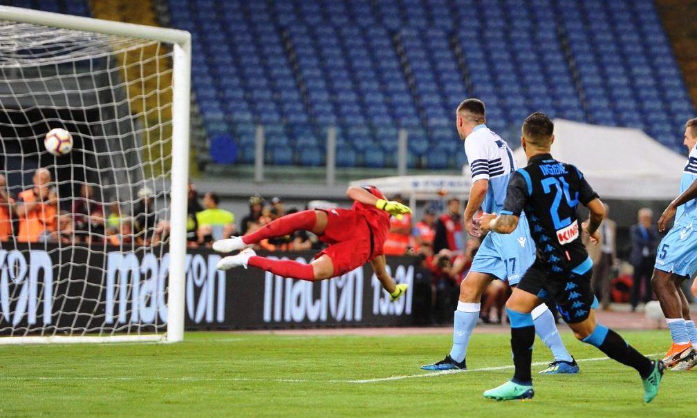THomas Strakosha peson gol nga Napoli