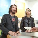 Keanu Reeves me një shtëpi botuese
