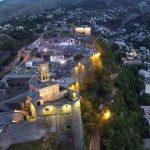 Kalaja e Argjiros nga lart