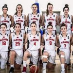 kombetarja e basketbollit femra u-16