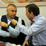 Sokol Kusha dhe Sinan Idrizi