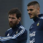 lionel messi dhe icardi