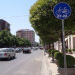 Rruga per bicikleta