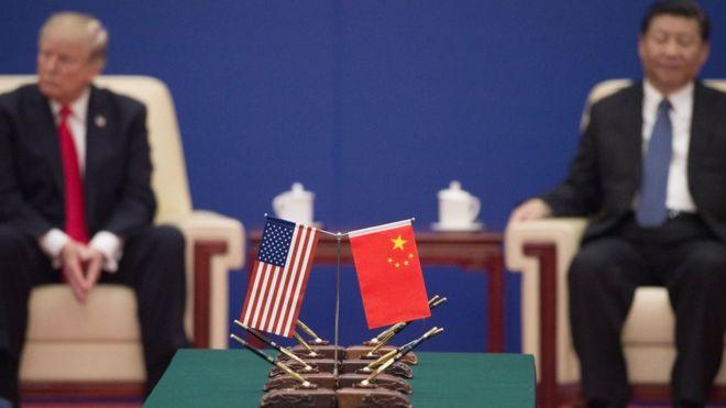 Trump- Xi Jinping