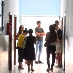 Studente ne universitetin e Shkodres