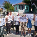 Protesta ne Lazarat