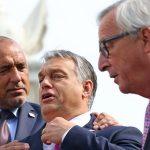 Borissov-Orban-Juncker
