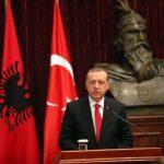 erdogan ne shqiperi