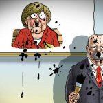 Erdogan- Merkel