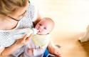 Qumështi i lopës, a është i rrezikshëm për foshnjat?