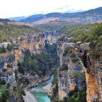 kanioni i langarices nga lart