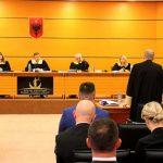 Vettingu largon një tjetër gjyqtar nga detyra