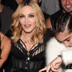 Bashkëpunim me Maluma-n, Madonna përgatit rikthimin
