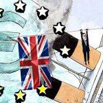 """Brexit/ A do të """"bjerë Britania nga shkëmbi"""" pa u dëmtuar?"""