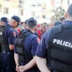 policia para stadiumit