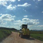 Rruga Rurale ne Korce