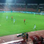 Gol i Xhakës, Shqipëria kalon në avantazh