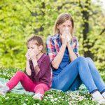 dy femra me alergji