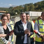 Nis rindërtimi i rrugës Burrel-Klos