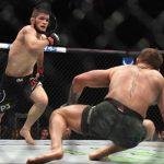 Nurmagomedov McGregor UFC