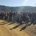 Banorët e By pass-it të Shkodrës sërish në protestë