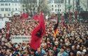 Diaspora shqiptare kundër korrigjimit të kufijve