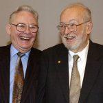 Paul Lauterbur dhe Peter Mansfield-2003
