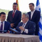 Tsipras vendos se kur Marrëveshja e Prespës do të jetë në Kuvend