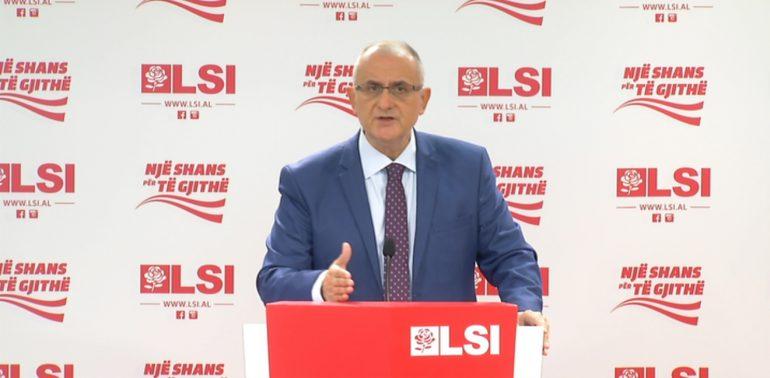 reagimi i LSI per arrestimin e ish-deputeteve te ps-se-konica.al