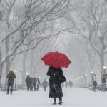 Temperatura të ulta dhe reshje dëbore