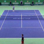 tenis shangai