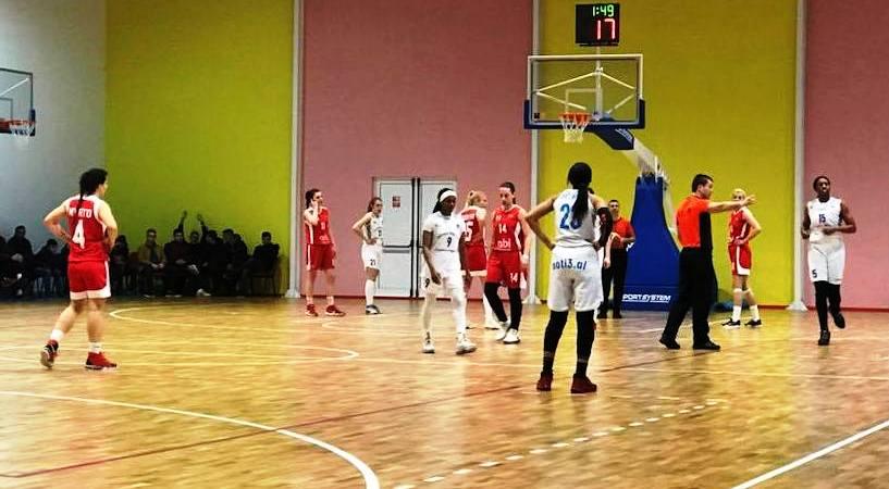 tirana shb femra basket