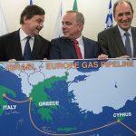 East Med, gazsjellësi që do të 'zbehë' ndikimin arab në Evropë