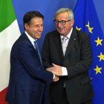 Buxheti italian, Roma duket se do të tërhiqet nga ngërçi me BE-në