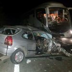 Autobuzi përplaset me makinën, ndërron jetë 22 vjeçari