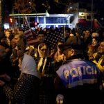 Policia arreston dy protestues e procedon 20 të tjerë