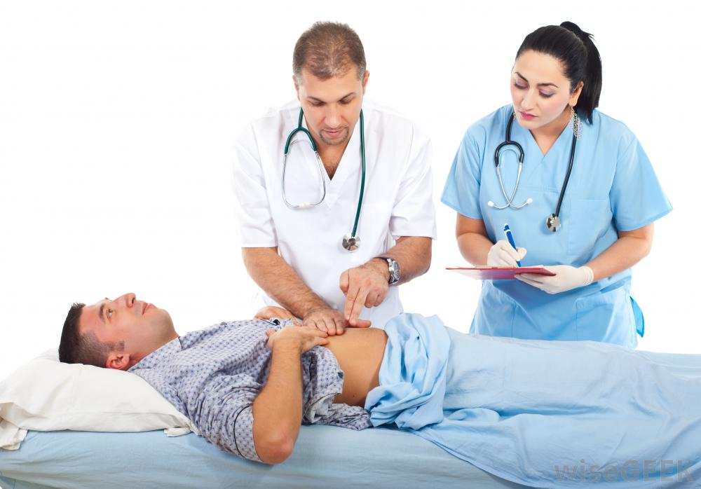 ekzaminimi i stomakut