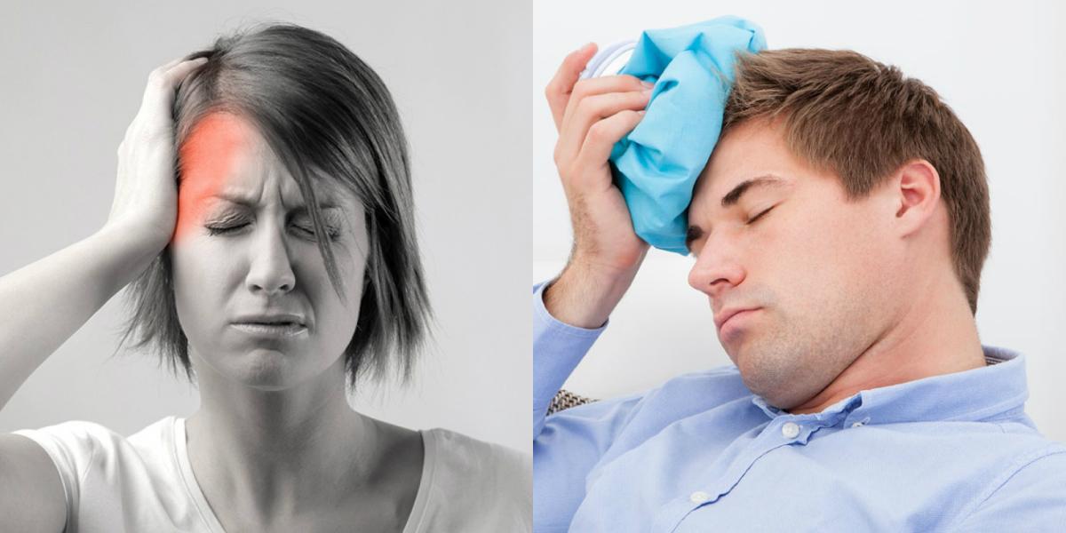 pasojat e migrenes