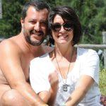 E dashura Salvinit njofton ndarjen me foto nga shtrati